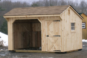 Horse Shed Barn